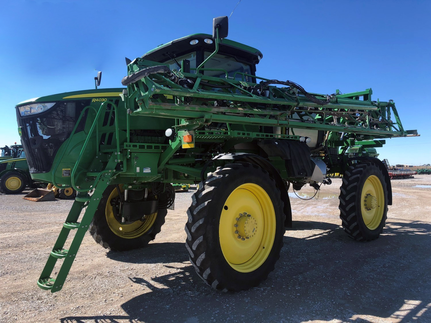Used Farm Equipment | John Deere Tractor | Western Equipment