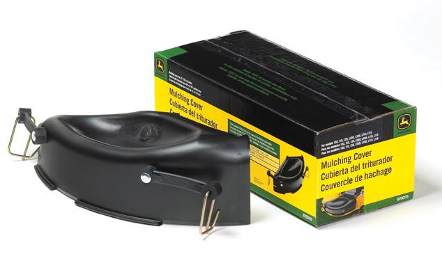 John Deere Mulch Plug or Cover